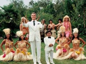 Cast of TV show fantasy island