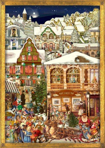 Advent calendar - everythingaboutchristmas.com