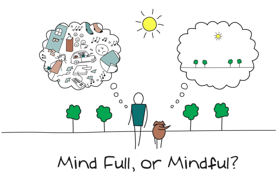 Comic Mind full or mindful