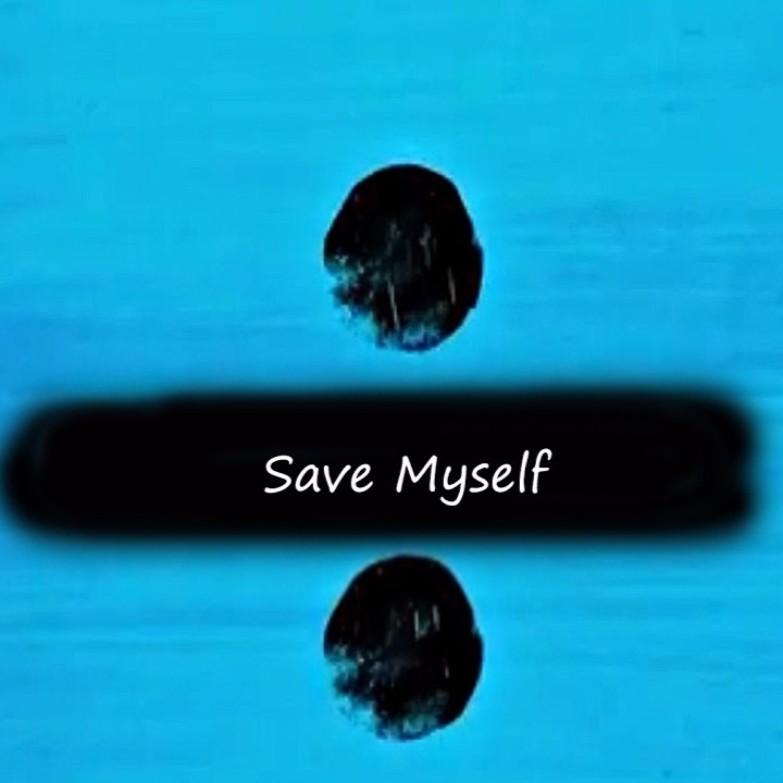 Song album cover for Save yourself