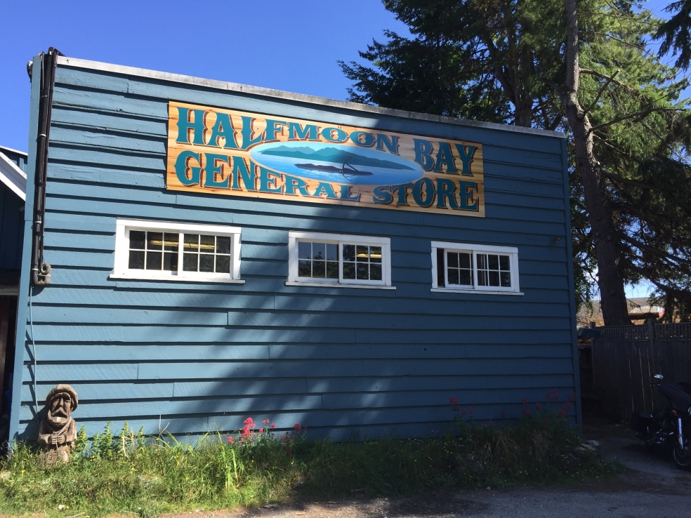 Halfmoon Bay General Store