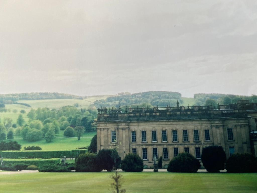 Chatsworth Hall, Derbyshire England