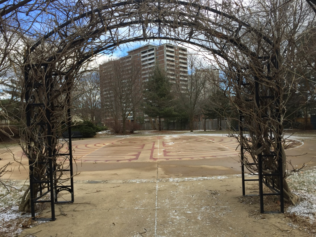 Burlington labyrinth