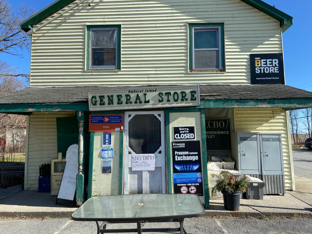 Amherst Island General Store
