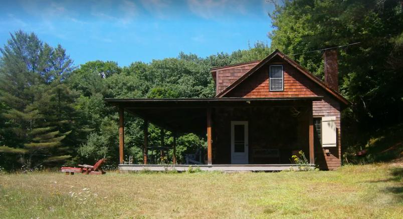 100-year old cabin