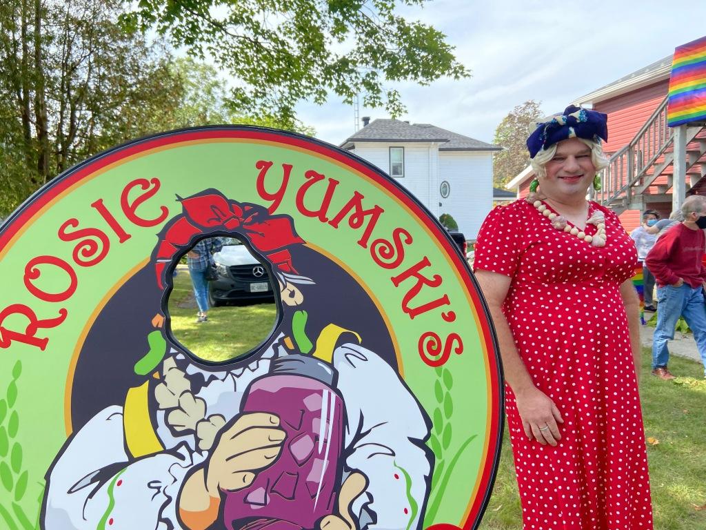 The original Rosie Yumski in Westport